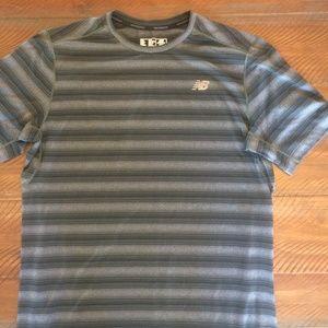 60b37383361c1 New Balance. Men's New Balance Short sleeved tech shirt